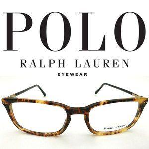 Ralph Lauren Polo PH2088 5351 Tortoise Eyeglasses